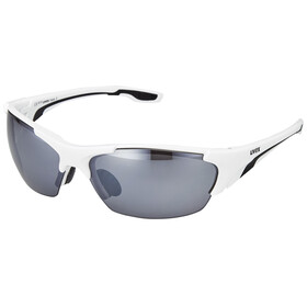 UVEX blaze lll Glasses white black